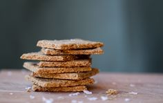 One Degree Organics Sprouted Grain Crackers