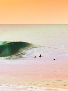 Beautiful colors #tide #ocean