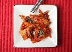 I (Heart) Kimchi (need to veganize)