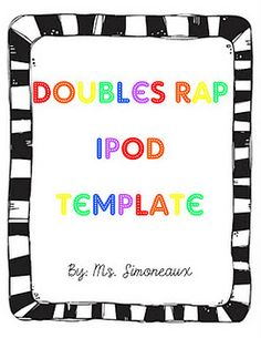 Doubles Rap Ipod Template