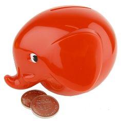 Sparbössa ELEFANT, röd - Norsu   95 SEK