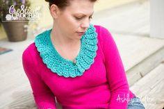 Vintage Crochet Collar | AllFreeCrochet.com