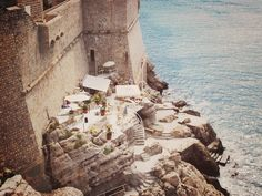 Dubrovnik..didn't experience this