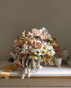 Victorian Wedding Bouquet