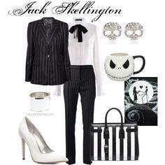 Disney Fashion - Jack Skellington