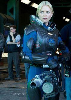 Prometheus suit 2