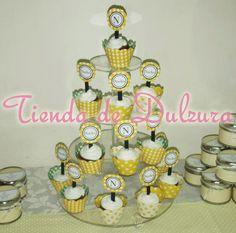 Cupcakes para Comunion