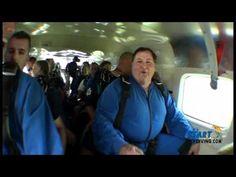 StartSkydiving.com: Steve Graham    My Dad's Sky Dive!!