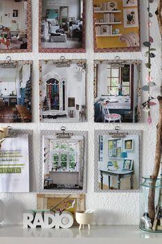 idea, back doors, offices, kid art, clipboards, inspiration boards, display art, diy wall art, art displays