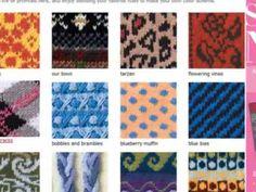 Dove trovare spunti e idee per lavorare a maglia/ leggere gli schemi inglesi
