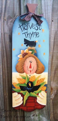 Harvest+thyme+Scarecrow+by+stephskeepsakes+on+Etsy,+$19.95