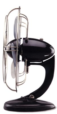 airflow fan c. 1937 | robert heller