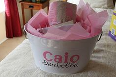 Baby Tub perfect for baby shower gift!