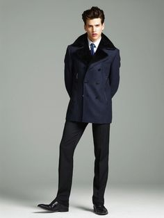 Winter 2012-2013 Versace Menswear