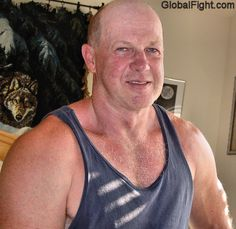 hunky musclebear personals