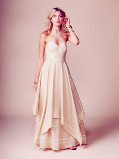Free People Jill's Limited Edition White Summer Dress at Free People Clothing Boutique