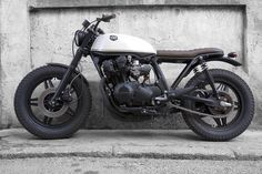 "Honda CB 750 KZ - CRD#11 ""Black Cream"""
