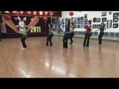 ▶ Ballando -Line Dance (Demo & Teach) - YouTube