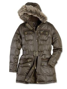 Barbour Arctic Down Parka $499.00