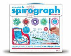 Amazon.com: Spirograph Deluxe Design Set: Toys & Games