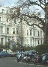 Knotting Hill,London