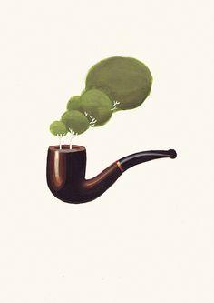 Illustrations by David de las Heras