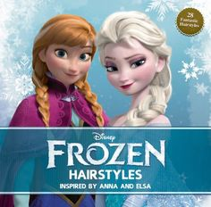 Disney Frozen Hairst