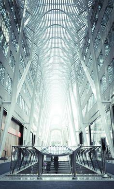 Brookfield Place / Santiago Calatrava