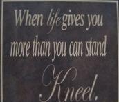 A good reminder