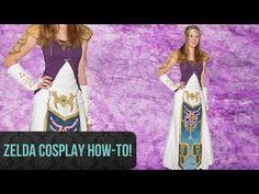 Zelda Costume How-To / Youtube Video