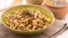 Ricetta Pasta e lenticchie - Le Ricette di GialloZafferano.it