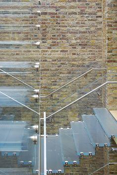 Apple Store, Covent Garden by Bohlin Cywinski Jackson Architects