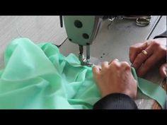 Como hacer una blusa de tirantes paso a paso
