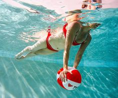 Tone in the Pool: Ball Lever