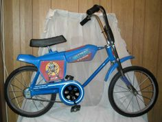 1983 Hedstrom Canada| He-Man Bicycle