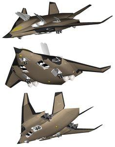MV-27A Pegasus WIP 04 by Venom800TT on deviantART