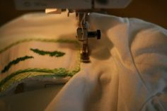 insert a smocked panel in a tshirt