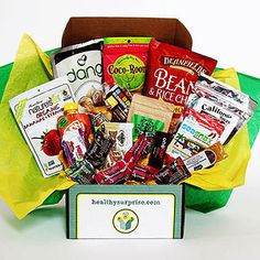 Get a healthy surprise every week with these 6 snack subscription boxes