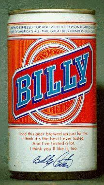 memori, beer cans, billi beer