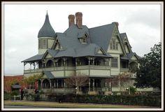 W H Stark House in Orange, Texas -