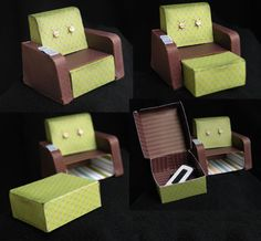 Paper recliners!!
