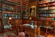 Filoli Library, Redwood City CA