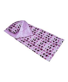 Thro zulilyfind petit parti sleep bag sleeping bags cupcak sleep