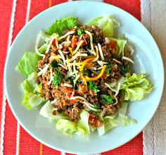 The Enchanted Cook: Mexican Beef and Bulgur Salad (freezer meal)