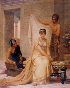 """Esther-haram,"" an 1878 painting by Edwin Long,"