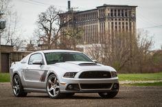 2013 Roush Mustang.  565 horsepower.  Yeah baby!