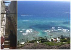 Hike up Diamond Head Crater for this amazing view! (from Hawaii Vacation Blog)