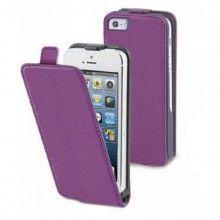 Funda iPhone 5C Muvit - Slim Violeta con Film Protector  AR$ 108,53