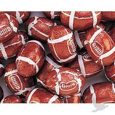 Milk Chocolate Footballs