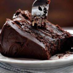 Moist Chocolate Cake--best chocolate cake Ive ever made!